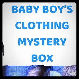 BABY BOY DESIGNER MIX MYSTERY 📦